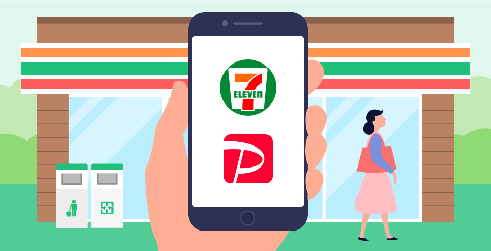 Collaborating with Seven-Eleven to build a better cashless experience at Convenience Stores