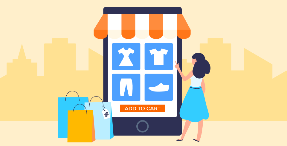 Combining the online and the offline shopping experience